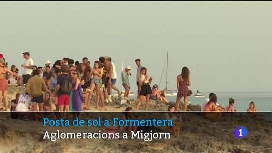 Informatiu Balear en 2' - 13/08/21