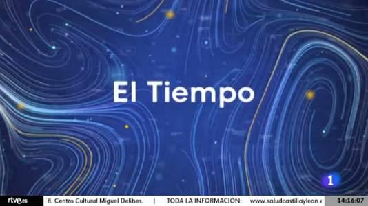 El tiempo en Castilla y León  - 13/08/21