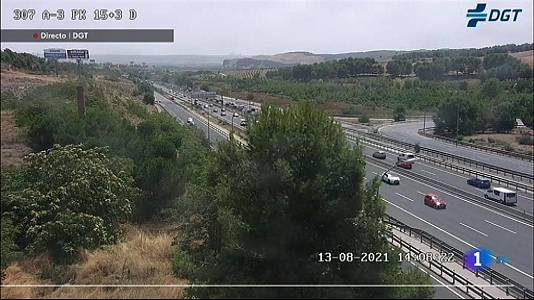 Informativo de Madrid 1 13/08/2021