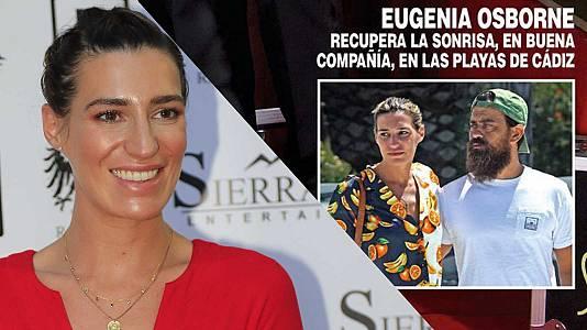 Eugenia Osborne rehace su vida junto a Samuel Castillo