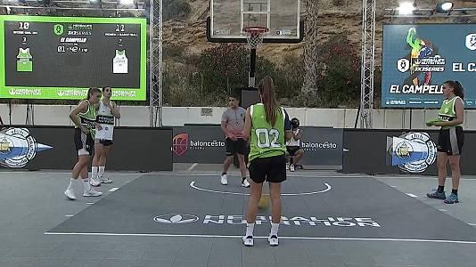 Baloncesto - 3x3 Herbalife series 3x3