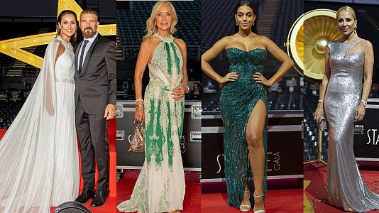 ¡Dale al play! - Los mejores looks de la gala Starlite