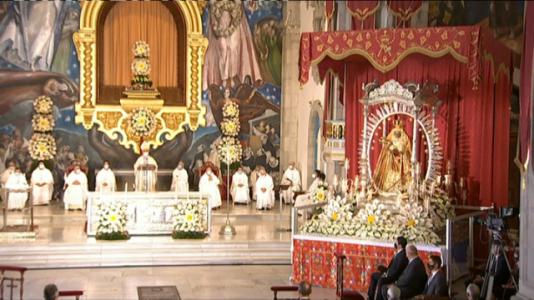 Festividad Virgen de Candelaria 2021