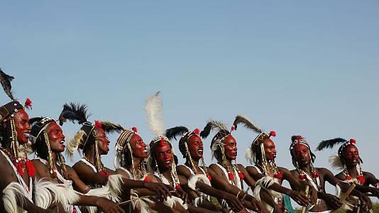 Las tierras de los antepasados