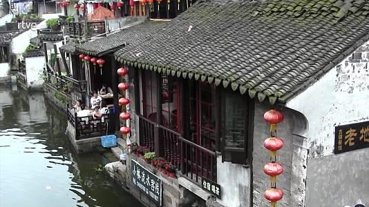 Ruta del Dragón: Xidi-Tunxi-Hangzhou-Xitang (China)