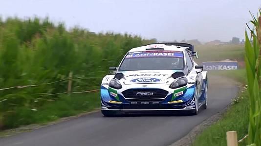 Campeonato del Mundo WRC Rally de Bélgica: resumen