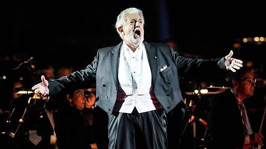 Gran expectación ante la actuación de Plácido Domingo en el