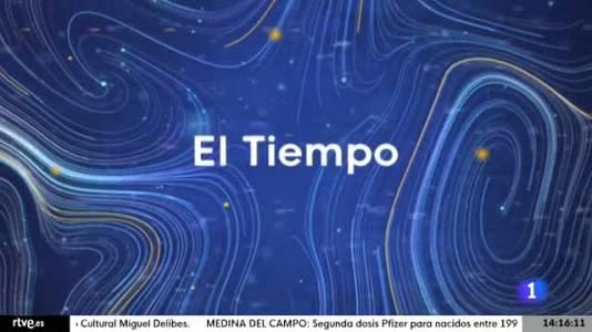 El tiempo en Castilla y León  - 17/08/21