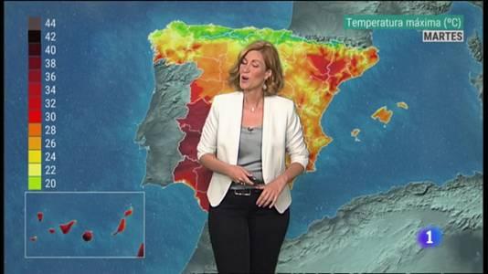 El Tiempo en la Comunitat Valenciana - 17/08/21