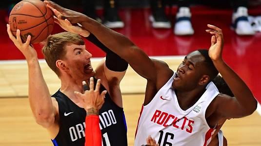 Garuba ya es oficialmente de los Rockets y Juancho se acerca a los Grizzlies