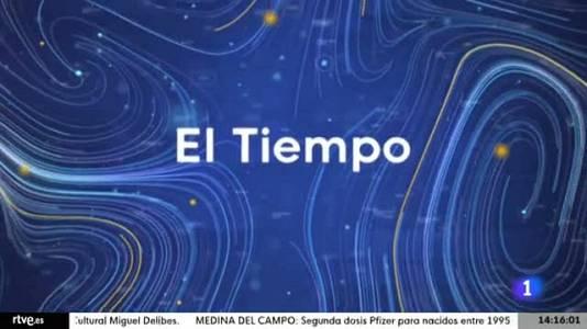 El tiempo en Castilla y León - 18/08/21