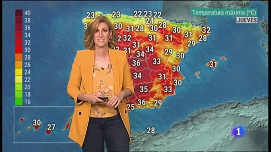 El Tiempo en la Comunitat Valenciana - 18/08/21