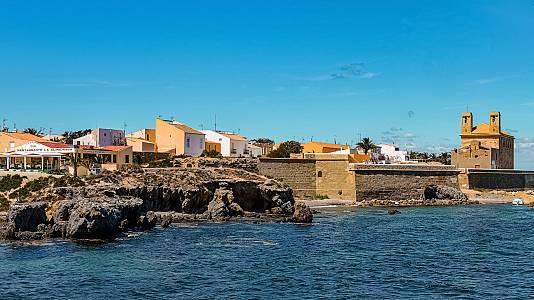 Visitamos Tabarca, la isla más pequeña del Mediterráneo