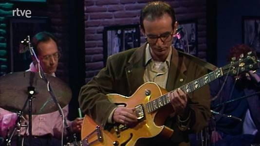 Carlos Gonzálbez y Mozaik Jazz Quartet
