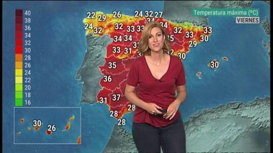 El Tiempo en la Comunitat Valenciana - 19/08/21