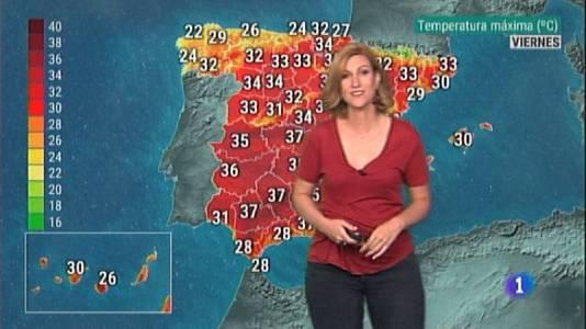 El tiempo en Asturias - 19/08/21