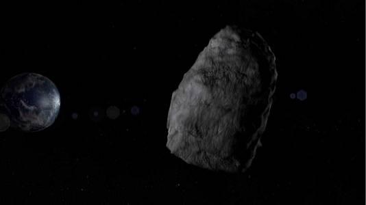 """Un asteroide """"peligroso"""" se acercará a la Tierra"""