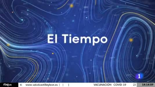 El tiempo en Castilla y León - 20/08/21