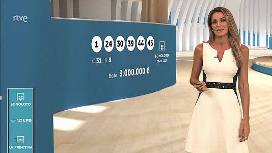 Sorteo de la Bonoloto y Euromillones del 20/08/2021