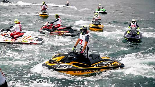 Cto. España Motos de Agua Circuito, Rallyjet y Offshore