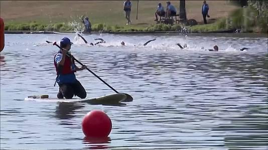 ITU World Series. Élite Femenina. Prueba Edmonton
