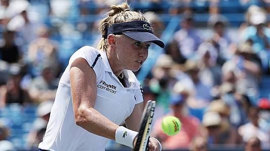 WTA Torneo Cincinnati. Final: Ashleigh Barty - Jil Teichmann