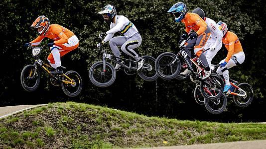 Cto. del Mundo BMX. Pruebas Junior y Élite Masc. y Fem.