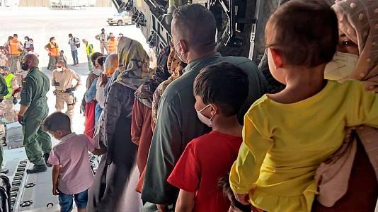 Los colaboradores de España en Afganistán piden su salida