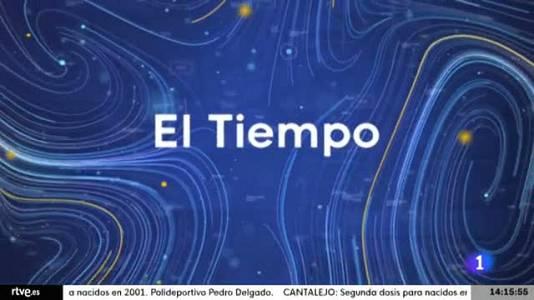 El tiempo en Castilla y León - 23/08/21