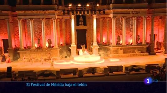El Festival de Mérida baja el telón