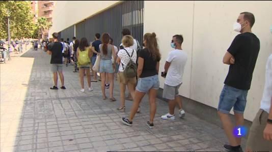 L'Informatiu Comunitat Valenciana 2 - 23/08/21