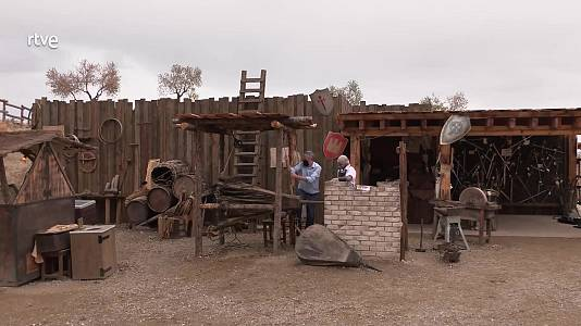 Los gajes de los oficios del medievo junto a Ramón Arangüena