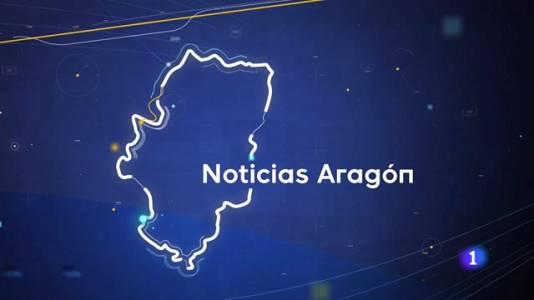 Noticias Aragón 2 - 23/08/21