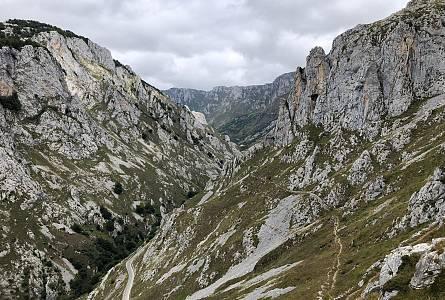 Así es Sotres, el pueblo de las nubes asturianas