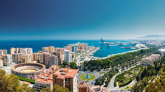 Málaga, puerta abierta