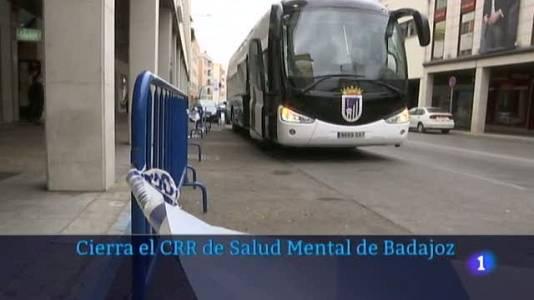 Trasladan a los 38 usuarios del Centro de Rehabilitación Residencial de Badajoz tras 14 años