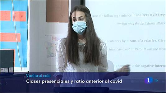Informativo de Madrid 2 25/08/2021