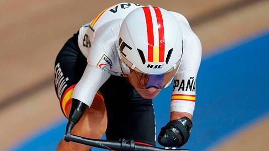 Ciclismo en pista. Finales
