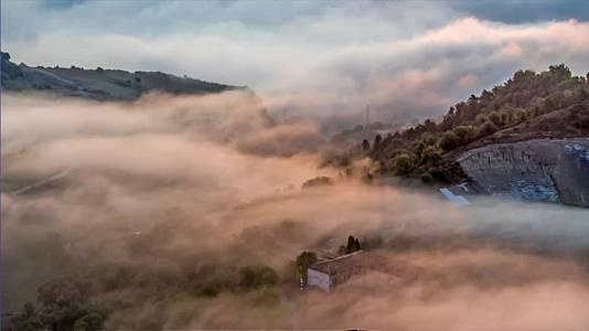 Temperaturas altas en el valle del Ebro, la C. Valenciana