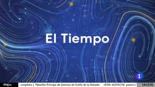 El tiempo en Castilla y León - 27/08/21