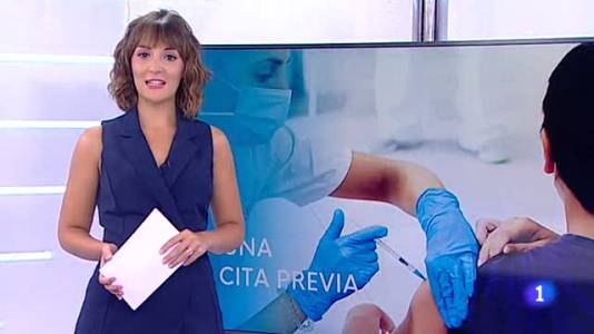 Informativo Telerioja 2 - 27/08/21