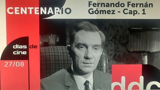 Fernando Fernán Gómez autodefinido