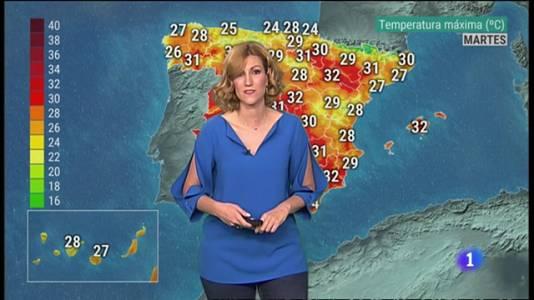 El tiempo en la Comunitat Valenciana - 30/08/21