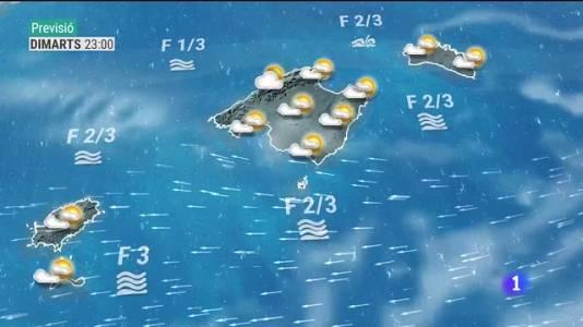 El temps a les Illes Balears - 30/08/21