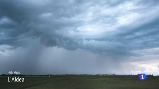 La setmana comença amb tempestes i aiguats