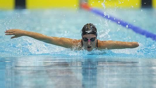 Natación: Final 100 braza femenino S9 con Sarai Gascón
