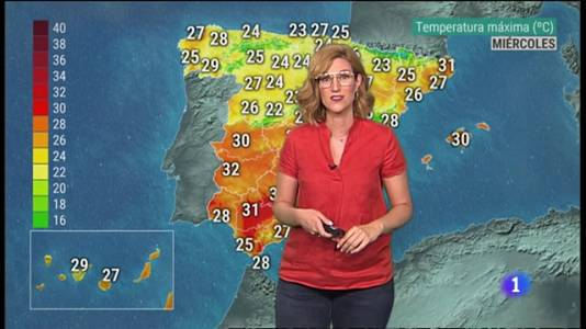El tiempo en la Comunitat Valenciana - 31/08/21