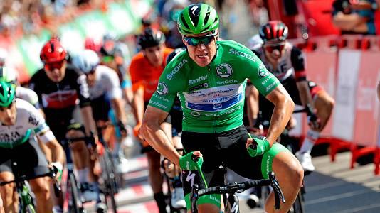 La Vuelta 2021   Jakobsen gana al sprint la etapa 16