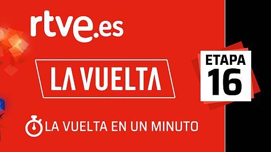 Vuelta a España   Los mejores momentos de la 16ª etapa