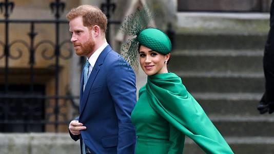 Nuevas revelaciones del príncipe Harry y Meghan Markle